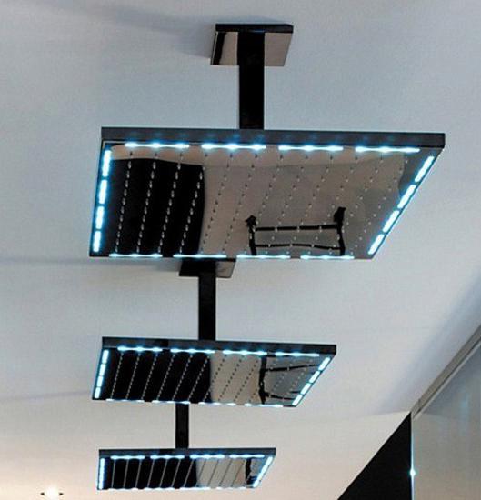 ιδέες εσωτερικής διακόσμησης για να φωτίσετε τα δωμάτια σας με LED Φωτιστικά11