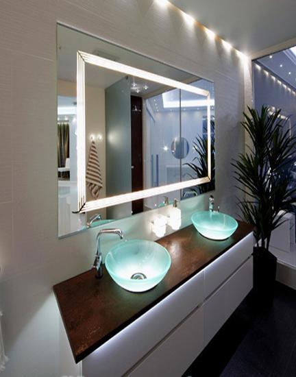 ιδέες εσωτερικής διακόσμησης για να φωτίσετε τα δωμάτια σας με LED Φωτιστικά13