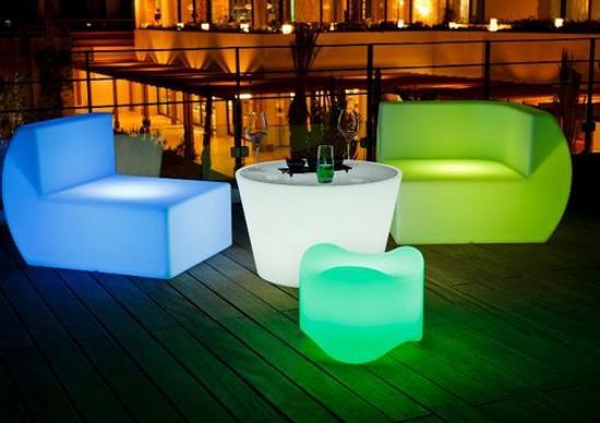 ιδέες εσωτερικής διακόσμησης για να φωτίσετε τα δωμάτια σας με LED Φωτιστικά15
