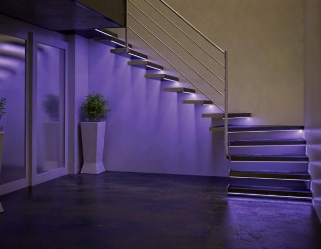ιδέες εσωτερικής διακόσμησης για να φωτίσετε τα δωμάτια σας με LED Φωτιστικά5