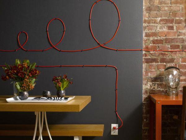 Wall Art με καλώδια11