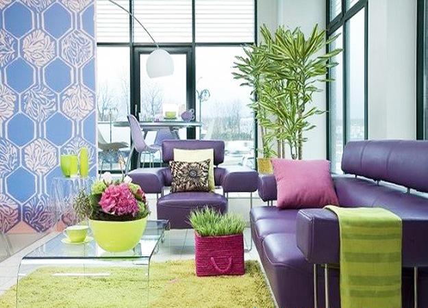 Ανοιξιάτικη Διακόσμηση με λουλούδια και φυτά13