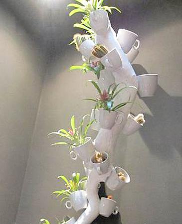 Ανοιξιάτικη Διακόσμηση με λουλούδια και φυτά9