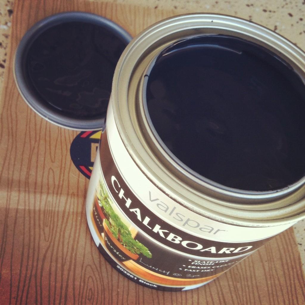 Βαφή Μαυροπίνακα στο ψυγείο σας1