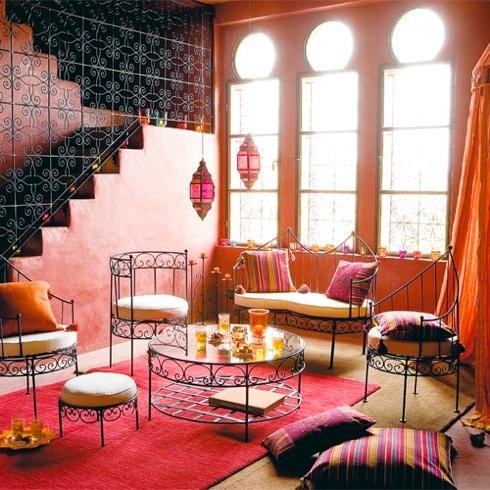 Εξωτικές Ιδέες Μαροκινής Διακόσμησης21