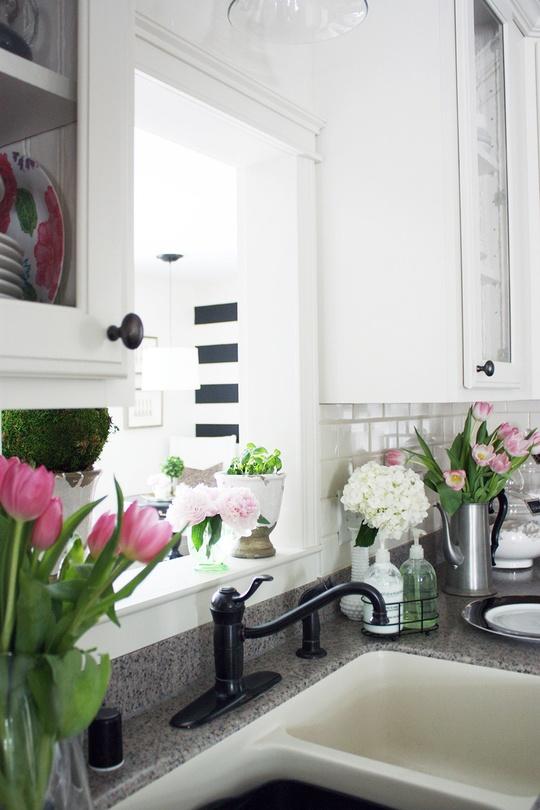Ιδέες Ανοιξιάτικης διακόσμησης για την Κουζίνα σας12