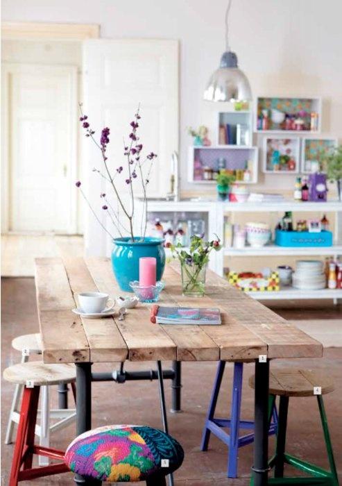 Ιδέες Ανοιξιάτικης διακόσμησης για την Κουζίνα σας17
