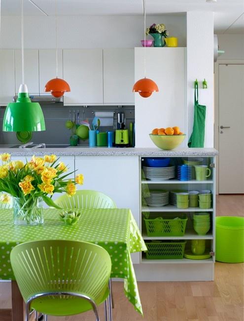 Ιδέες Ανοιξιάτικης διακόσμησης για την Κουζίνα σας18