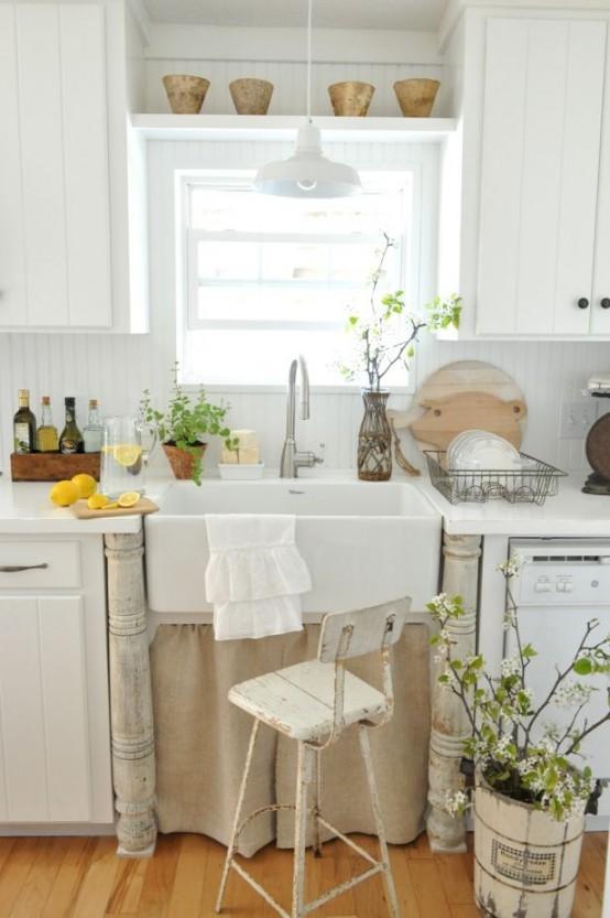 Ιδέες Ανοιξιάτικης διακόσμησης για την Κουζίνα σας31