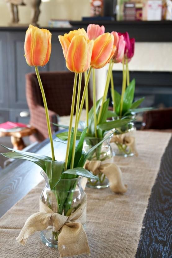 Ιδέες Ανοιξιάτικης διακόσμησης για την Κουζίνα σας5