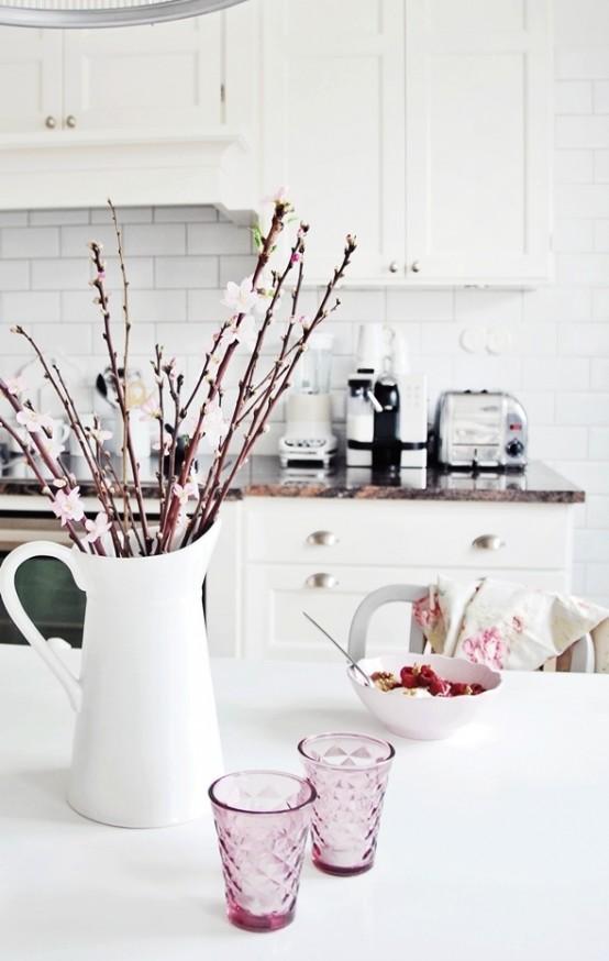 Ιδέες Ανοιξιάτικης διακόσμησης για την Κουζίνα σας8