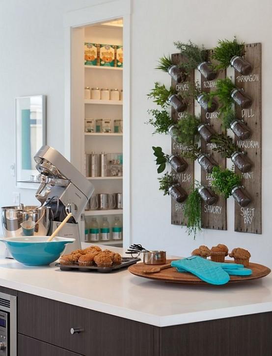 Ιδέες Ανοιξιάτικης διακόσμησης για την Κουζίνα σας9