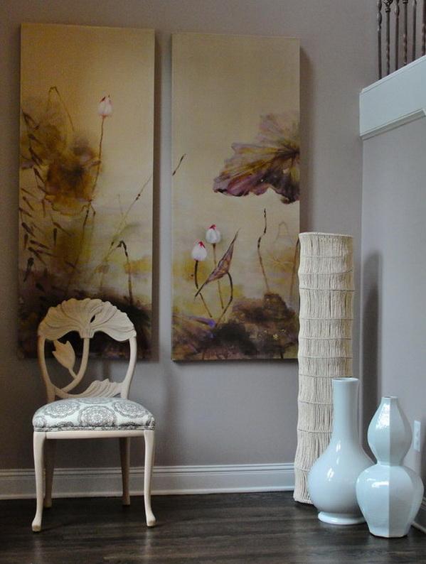 Ιδέες χρωμάτων για βάψιμο τοίχου23