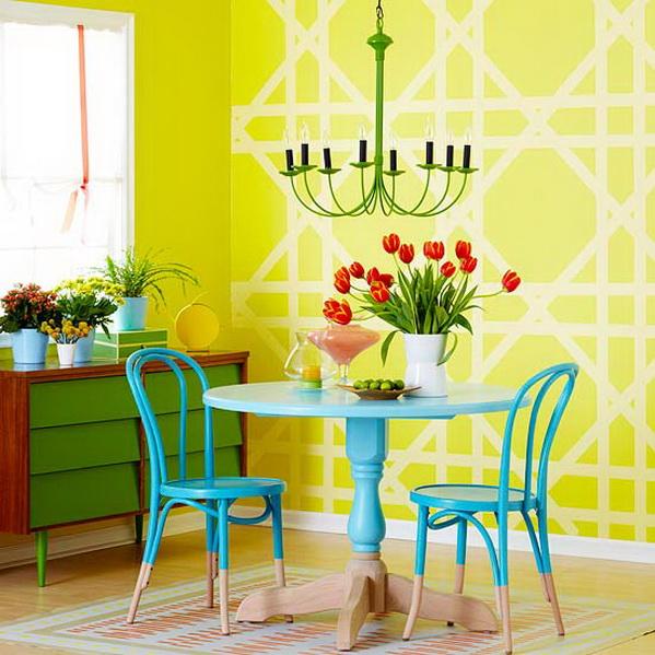 Ιδέες χρωμάτων για βάψιμο τοίχου6