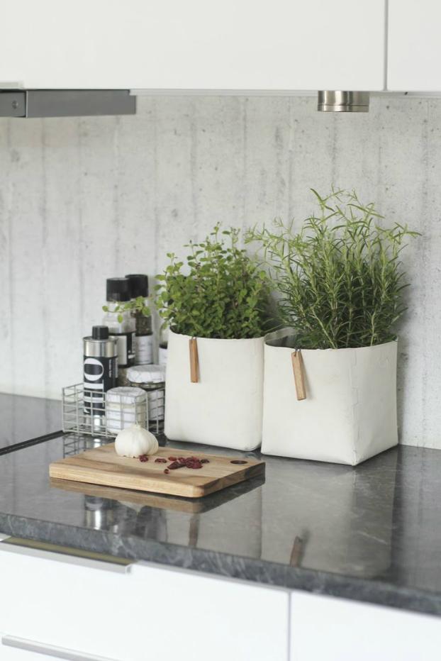 Πώς να διακοσμήσετε την κουζίνα σας με βότανα13
