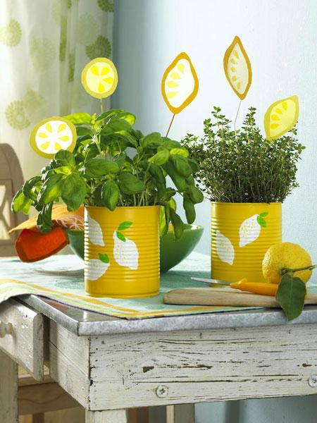 Πώς να διακοσμήσετε την κουζίνα σας με βότανα3