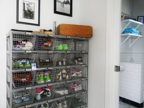 DIY ιδέες για παπουτσοθήκες9
