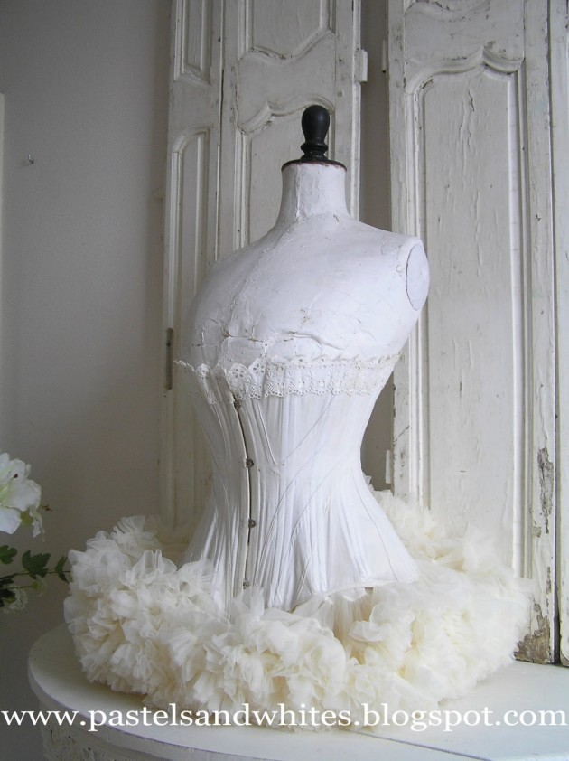 Diy Ιδέες Λευκής ρουστίκ διακόσμησης23