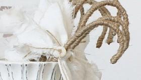 Diy Ιδέες Λευκής ρουστίκ διακόσμησης7