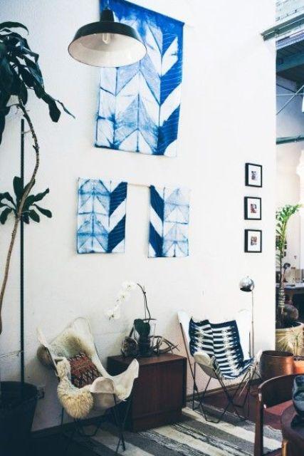 Ιδέες για Διακόσμηση στο Σπίτι  με Λουλακί14
