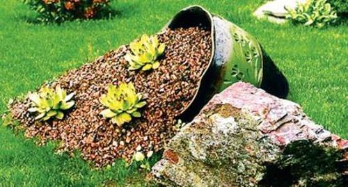 Ιδέες για να Ομορφύνετε τον Κήπο και την αυλή σας