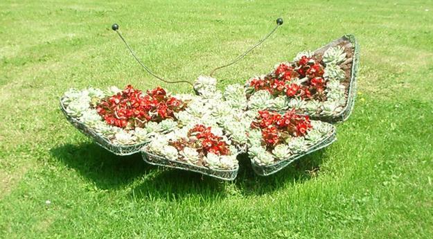 Ιδέες για να Ομορφύνετε τον Κήπο και την αυλή σας15