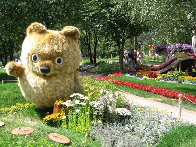 Ιδέες για να Ομορφύνετε τον Κήπο και την αυλή σας16