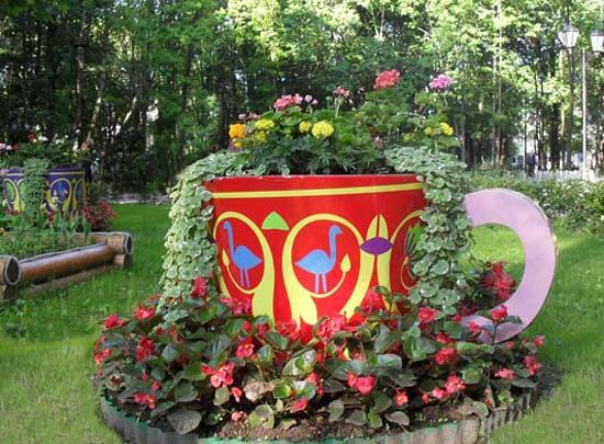 Ιδέες για να Ομορφύνετε τον Κήπο και την αυλή σας23