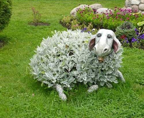 Ιδέες για να Ομορφύνετε τον Κήπο και την αυλή σας7