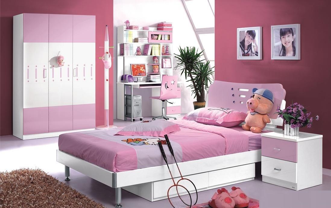 Ροζ Ιδέες για παιδικό Υπνοδωμάτιο