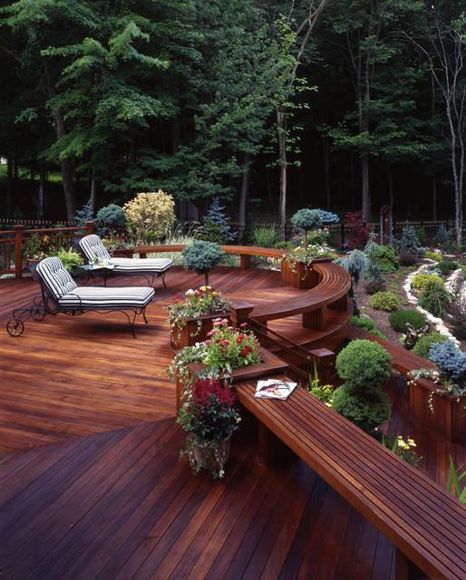 Υπέροχοι εξωερικοί χώροι για χαλάρωση10