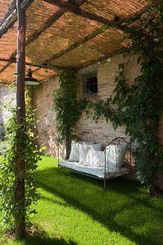 Υπέροχοι εξωερικοί χώροι για χαλάρωση18