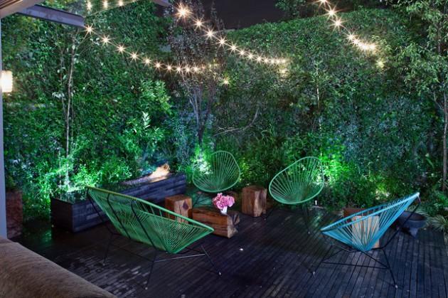 Υπέροχοι εξωερικοί χώροι για χαλάρωση5