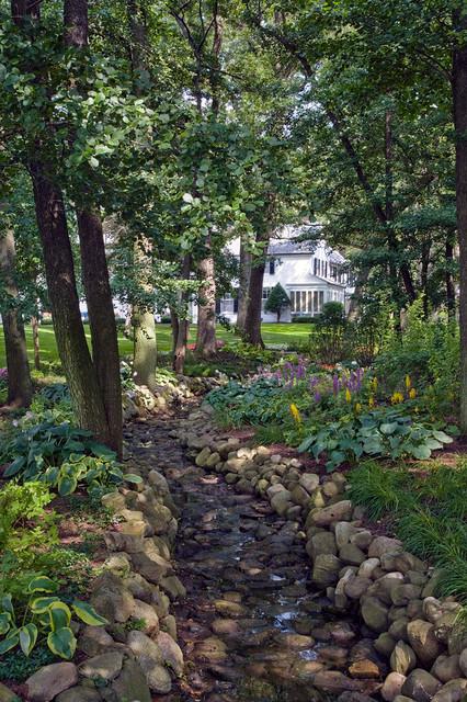 διακόσμηση κήπου με πέτρες10