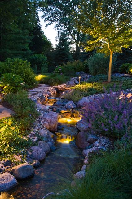 διακόσμηση κήπου με πέτρες11