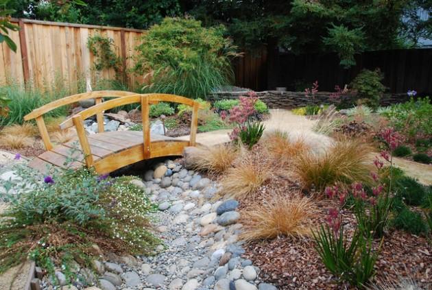 διακόσμηση κήπου με πέτρες2