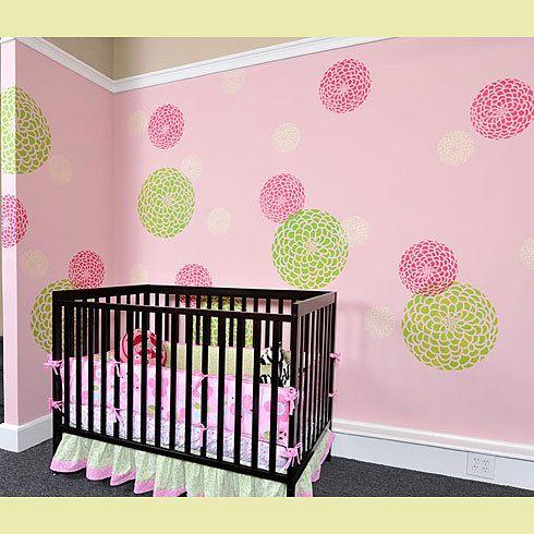 διακόσμηση τοίχου παιδικού δωματίου10