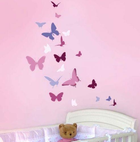 διακόσμηση τοίχου παιδικού δωματίου11