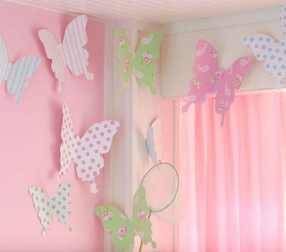 διακόσμηση τοίχου παιδικού δωματίου2