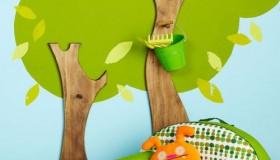 διακόσμηση τοίχου παιδικού δωματίου3