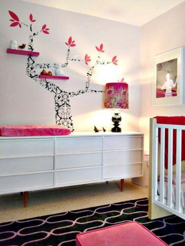 διακόσμηση τοίχου παιδικού δωματίου7