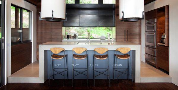 χρώμα μαυροπίνακα για διακόσμηση στο σπίτι21
