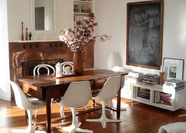 χρώμα μαυροπίνακα για διακόσμηση στο σπίτι26