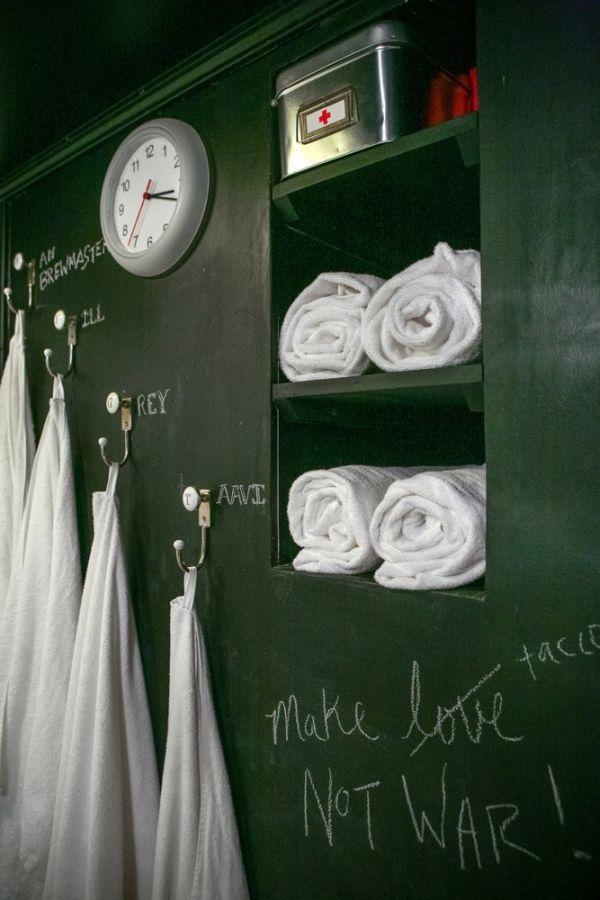χρώμα μαυροπίνακα για διακόσμηση στο σπίτι41