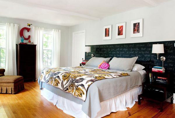 χρώμα μαυροπίνακα για διακόσμηση στο σπίτι48