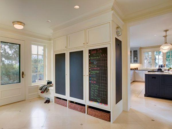 χρώμα μαυροπίνακα για διακόσμηση στο σπίτι5