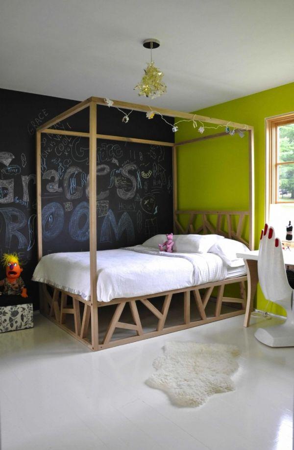χρώμα μαυροπίνακα για διακόσμηση στο σπίτι53