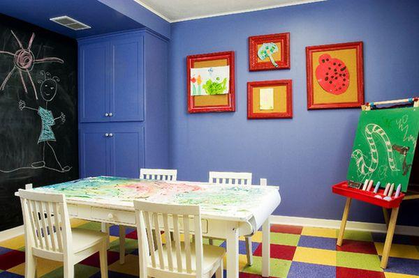 χρώμα μαυροπίνακα για διακόσμηση στο σπίτι63