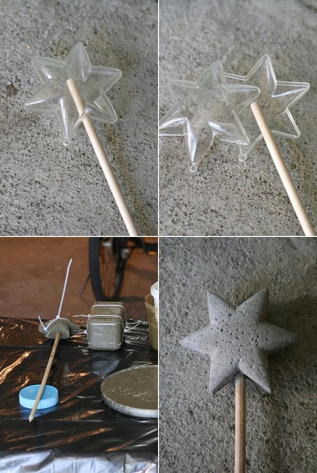 DIY έργα και δημιουργικές ιδέες από τσιμέντο10