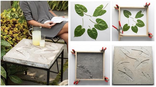 DIY έργα και δημιουργικές ιδέες από τσιμέντο5